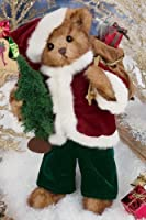 Bearington Bears 2012 Holiday Musical Limited Edition Kris Kringleton from Beasrington Bears