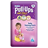Huggies Pull Ups Night Time Potty Training Pants for Girls Size 6 Large 16-23kg (10)