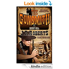 Desert Hell (The Gunsmith Book 51)
