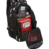 SwissGear Travel Gear ScanSmart Backpack 1900- eBags Exclusive (Grey Heather)