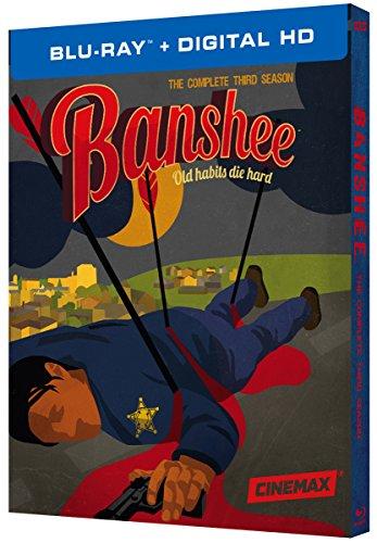 Banshee: Season 3 [Blu-ray] + Digital HD