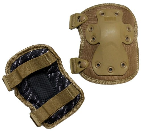 Hwi Gear Next Generation Elbow Pad, Coyote Tan