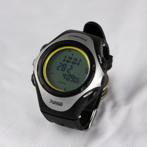 Body Champ Digital Compass Sports Watch