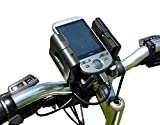 Human Creations Bicycle Dynamo USB Charger Kit with Universal Phone/GPS/iPhone/MP3 Holder