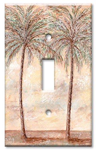 Palm Tree Lighting front-424082