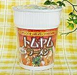 まとめ買い【タイの台所】カップ麺トムヤムラーメン70g×12個セット