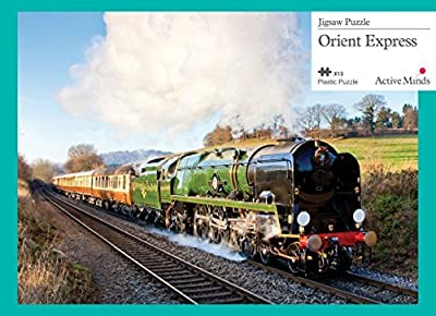 Jigsaw puzzles designed for people with dementia - Orient Express (mid-late stage)