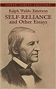 self-reliance and other essays Read self-reliance and other essays by ralph waldo emerson by ralph waldo emerson by ralph waldo emerson for free with a 30 day free trial read ebook on the web, ipad, iphone and android.