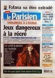 PARISIEN   du 03/03/2006