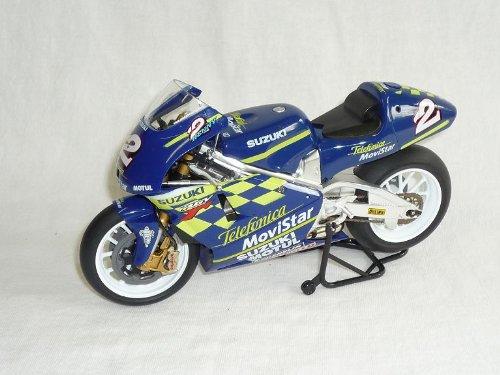 Suzuki RGV500 Kenny Roberts Junior 2000 Motogp Moto Gp 1/12 Altaya By ixo Motorradmodelle Motorrad Modell SondeRangebot