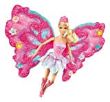 Toy - Barbie Fairies and Mermaids Barbie Flower N' Flutter Fairy Doll