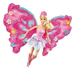 Barbie W4469 - Hada Alas Mágicas (Mattel)