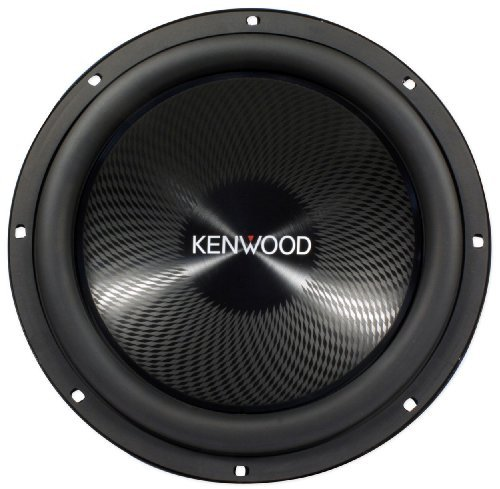 Kenwood Kfc-W3013Ps Performance Series 12-Inch Single Voice Coil 4-Ohm Car Subwoofer