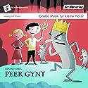 Peer Gynt (Taschenphilharmonie: Große Musik für kleine Hörer) Hörbuch von Peter Stangel Gesprochen von: Peter Stangel