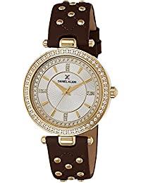 Daniel Klein Analog Silver Dial Women's Watch - DK11005-1