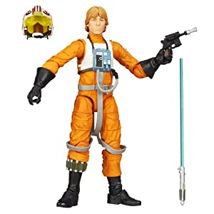 Star Wars The Black Series Luke Skywalker Figure 6 Inches