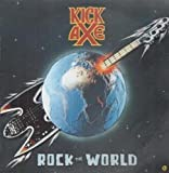 Rock The World LP (Vinyl Album) Dutch Roadrunner 1986