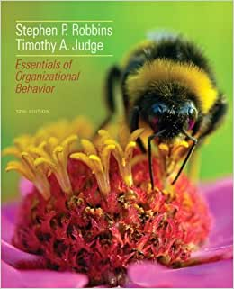Essentials Of Organizational Behavior Plus 2014 MyManagementLab With Pearson EText -- Access Card Package (12th Edition)