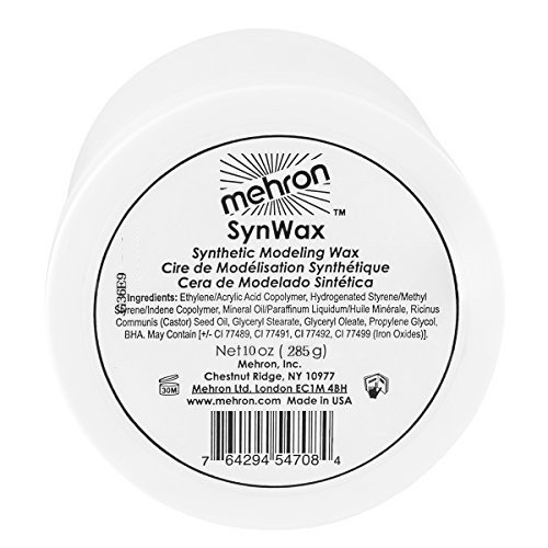 MEHRON Syn Wax - 8oz (Modeling Wax compare prices)