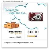 Amazon Gift Card - E-mail - eGift an Item