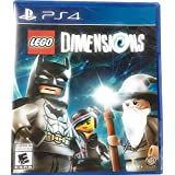 PS4 LEGO Dimensions Game (Disc only)