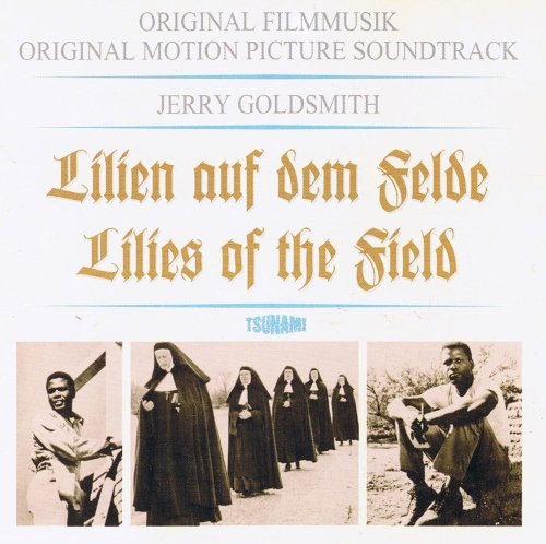 Original album cover of Lilies of the Field by Soundtrack