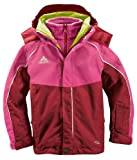 VAUDE Little Champion Childrens Double Jacket 3 in 1 - 164, Pink (Raspberry)