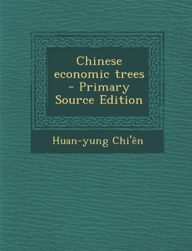 Chinese economic trees