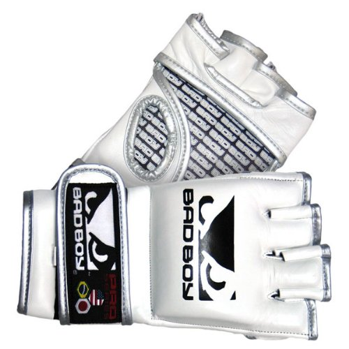 Bad Boy Men's MMA Glove Pro Series - Black, Large/X-Large