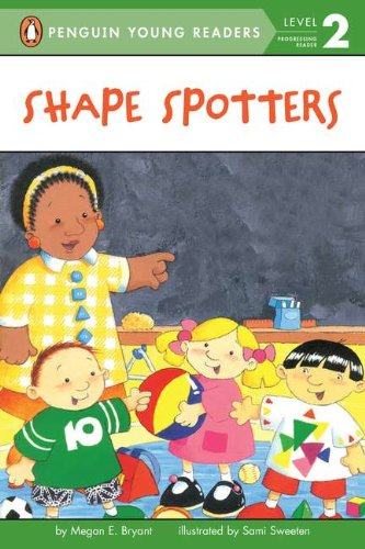 Shape Spotters (Penguin Young Readers. Level 2)