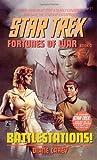 Battlestations! (Star Trek, No 31) (0671038583) by Carey, Diane