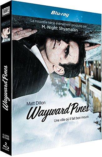 Wayward Pines - Saison 1 [Francia] [Blu-ray]