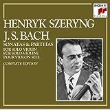 バッハ:無伴奏ヴァイオリンのためのソナタとパルティータ(全曲)(モノラル録音)