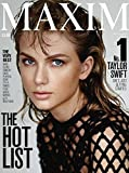 MAXIM Magazine (Subscription) 10 issues / 1 Year