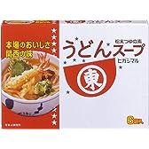 ヒガシマル醤油 うどんスープ6p ×10袋