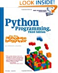 Python Programming for the Absolute B...
