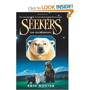 The Quest Begins (Seekers, Book 1)