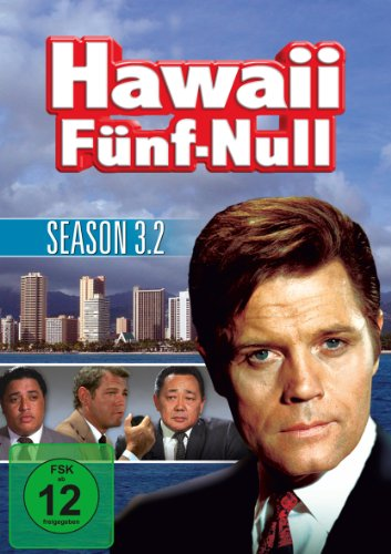 Hawaii Fünf-Null - Season 3.2 [3 DVDs]