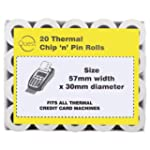 Quest 20 Thermal Chip 'n' Pin Receipt...