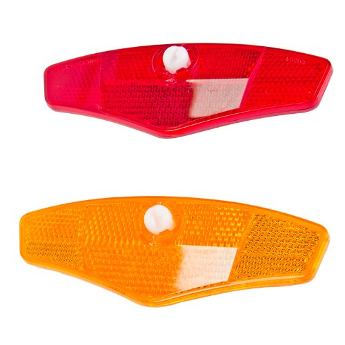 Sunlite Wheel Reflectors, Short Set - 1