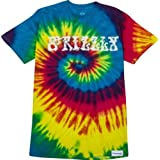 Grizzly Grizzly Dead Short Sleeve XL-Tie Dye T-Shirt by Grizzly