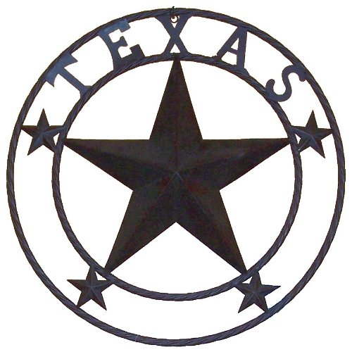 Ll Home Metal Star, Texas, 24-Inch