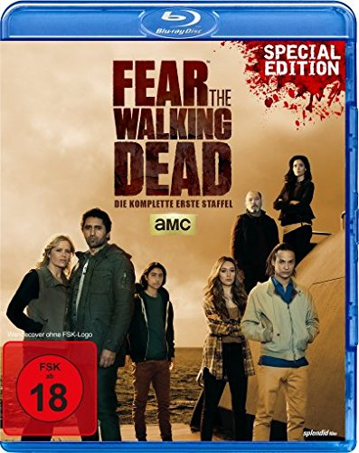 Fear the Walking Dead - Die komplette erste Staffel [Blu-ray] [Special Edition]