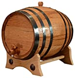 American Oak Barrel (5 Liter or 1.32 Gallon)