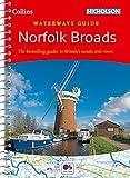 Norfolk Broads (Collins Nicholson Waterways Guides)