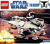 51qWaEbzfvL. SL160  LEGO Star Wars BrickMaster Exclusive Mini Building Set #20009 AT TE (Bagged)
