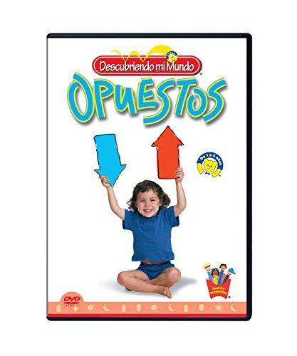 Baby'S First Impressions® Opposites In Spanish: Opuestos Dvd front-333334
