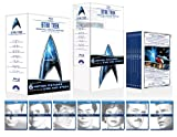 51qWb8XF9HL. SL160  Star Trek: Original Motion Picture Collection (The Motion Picture / The Wrath of Khan / The Search for Spock / The Voyage Home / The Final Frontier / The ... Captains Summit Bonus Disc) [Blu ray]