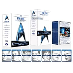 Star Trek Original Motion Picture Collection Blu-ray Set