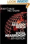 Handbook of Research Design and Socia...
